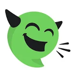 prank dial voice changer app icon on play store